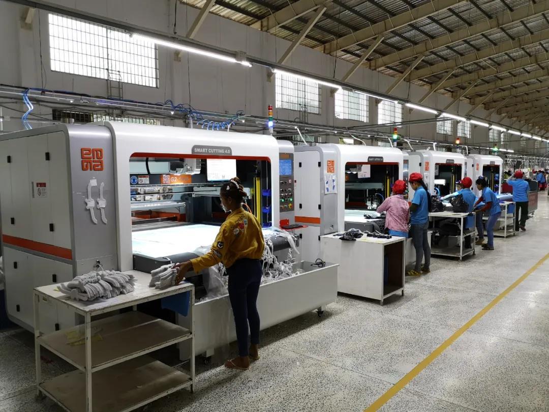 鞋业巨头暂停扩张,第二条智能生产线亮相越南!
