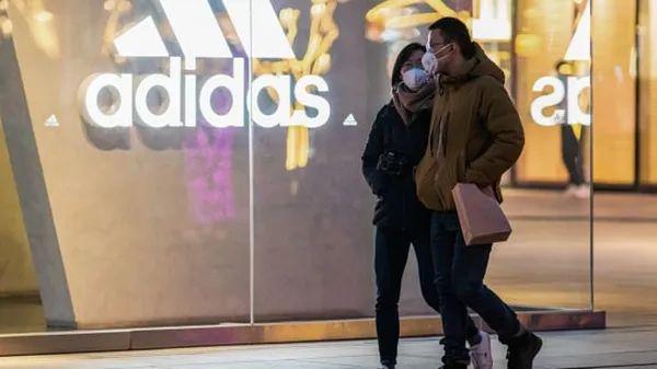 阿迪达斯中国销售暴跌85%