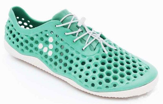 环保材料新定义 由海藻制作的运动鞋